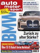 Auto Motor und Sport Heft 16 / 2020 16. Juli 2020 BMW i4 Tesla Topzustand