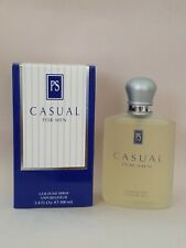CASUAL for MEN by Paul Sebastian COLOGNE SPRAY 3.4 oz Boxed