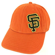 San Francisco Giants Women Cap SF Spell Out Script Classic Logo MLB Baseball Hat