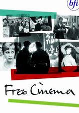 FREE CINEMA - DVD - REGION 2 UK
