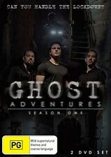 GHOST ADVENTURES - COMPLETE SEASON 1 -  DVD - UK Compatible - New & sealed
