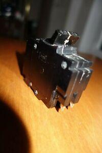 40 AMP Dual 2 Pole Stab-Lok Federal Pacific CIRCUIT BREAKER Type NC THIN FPE 115