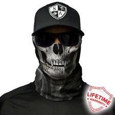 SA COMPANY Skull Tech Black Crow Face Shield Maske Bandana Halstuch BLITZVERSAND