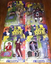 New listing Austin Powers 1999 4 Figure Lot Dr Evil, Austin, Fat Bastard, Nip Mcfarlane