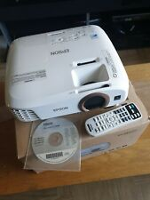 Epson Home Cinema Projector EH-TW5350 Full HD 1080p 3D 2200 Lumens - White
