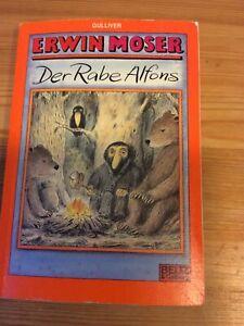 Der Rabe Alfons. Gulliver, Band 303 von Erwin Moser (1998, Taschenbuch)