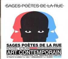 Les Sages Poètes De La Rue - Art Contemporain - CD - 2017 - Hip Hop NEW SEALED