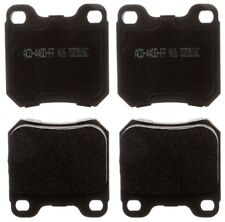 Disc Brake Pad Set fits 2000-2005 Saturn L300 L200,LW200 LW300  ACDELCO ADVANTAG
