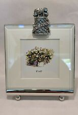 """New listing Golf Themed Photo frame 3""""x3"""". New, Boxed"""