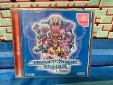 Phantasy Star Online ver. 2 Sega Dreamcast Japan NTSC-J