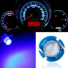 10x T3 Wedge Blue  LED Bulb Cluster Instrument Dash Climate Base Lamp Light Hot