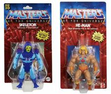 Mattel Masters of the Universe Origins Action Figure 2020 He-Man + Skeletor NEW