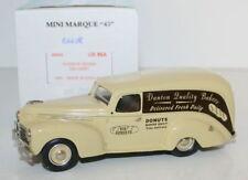 MINIMARQUE 1/43 US86A - 1941 HUDSON SEDAN DELIVERY - DANTON QUALITY BAKERS