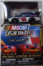 Nascar Full Blast Pull Back Friction Collectible Car (#88 Dale Earnhardt Jr.)