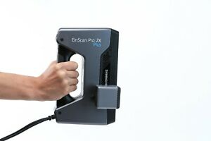 EinScan Pro 2X Plus Handheld 3D Scanner with Color Pack
