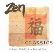 Zen Classics Relaxation - New Age - Meditative Melodies from East & West CD New