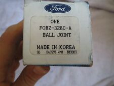 NOS 1990 - 1993 FORD FESTIVA FRONT SPINDLE CONNECTING ROD ASSEMBLY F0BZ-3280-A