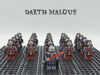 Star Wars Darth Malgus Sith Trooper Army Set 21pc Lot  - USA SELLER