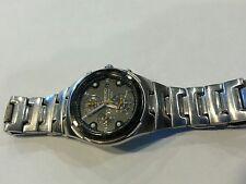 Seiko mens chronograph watch
