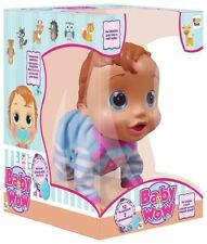 Baby WOW Charlie English Version Voice Activated Boy Doll Toy Crawls Sings Dance