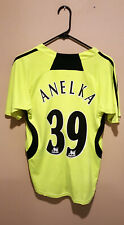 Authentic ANELKA Jersey - Chelsea FC Away Kit 07/08 - [M]