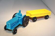 #19 & #20 Farm Tractor & Trailer Tomte Laerdal Made in Norway