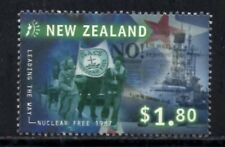 (Ref-11660) New Zealand Achievements - Nuclear Free Zone $1.80 SG.2309  Mint MNH