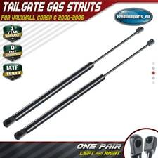 2x Rear Tailgate Boot Gas Struts for Vauxhall Corsa C 2000-2006 Hatchback