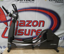 Refurbished Life Fitness E5 Cross Trainer with Track Plus Console