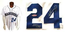 Ken Griffey Jr signed 1989 M& Ness Rookie Mariners jersey mint auto UDA COA /240