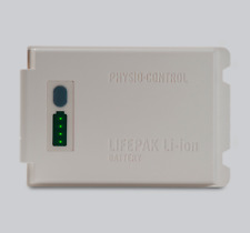 Physio Control LIFEPAK 12 Rechargeable Lithium Ion Battery - 11141-000106 - USED
