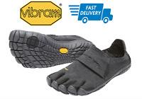 🇺🇸VIBRAM FiveFingers CVT-Hemp BLACK Minimalist Men's Shoes 40-47EU NEW!!!