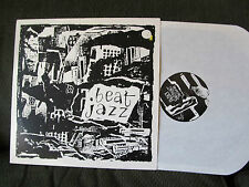 Beat Jazz lp jack kerouac moondog ferlinghetti sun ra pictures from the gone wor