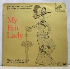 "33 tours Film MY FAIR LADY Disque LP 12"" TONY BRITTON ANNE ROGERS - MFP 1057"