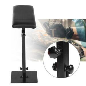 Professional Tattoo Armrest Adjustable Height Leg Rest Stand Arm Bar Pad NEW