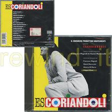 """FRANCESCO MAGNELLI & GIANNI MAROCCOLO """"ESCORIANDOLI"""" RARO CD 1996 - SIGILLATO E"""