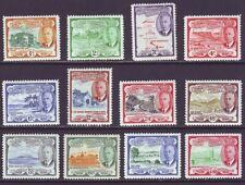 St Kitts-Nevis 1951 SC 107-118 MH Set