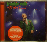 CD FRANKIE VALLIE - tis the seasons, nuevo - embalaje original