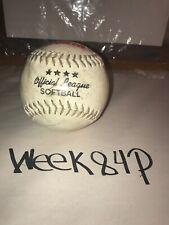 Worth Official League 4 Star Softball Ag00250