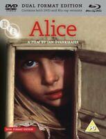 Alice (DVD + Blu-ray) [1988] [DVD][Region 2]