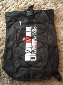 Ironman Rucksack Backpack Brand New FREE UK POSTAGE