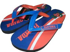 New Women NCAA Florida Gators Small 5/6 Flip Flops Sandals Tongs Shoes Footwear