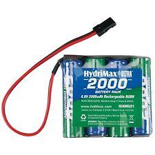 HydriMax NiMH 4C 4.8V 2000mAh Flat AA Rx U HCAM6321