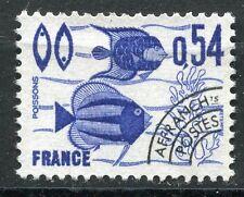 FRANCE TIMBRE   PREOBLITERE  N° 146  OBL  SIGNES DU ZODIAQUE POISSONS
