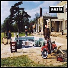 Oasis Be Here Now 180g Vinyl LP Record Rkidlp85