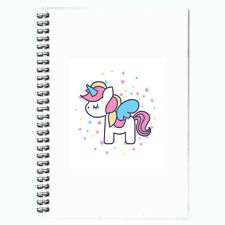 Food Diary WEIGHT WATCHERS Points Journal Planner Book 3mth Diet Unicorn Dust