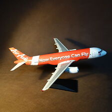 1/100 Air Asia Airbus A320-200 Everyone Can Fly Livery Airplane Model