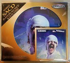 Scorpions Blackout Audio Fidelity Hybrid SACD AFZ 164