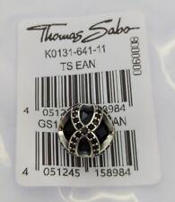 Thomas Sabo Bead K0131-641-11 Black Maharani S925