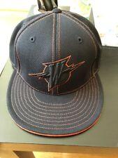 d559543563420 Vintage Golden State Warriors Hat 7 5 8 Adidas We Believe Black Orange